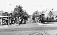 Crosby, Myers Road East c1960