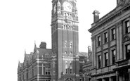 Croydon, Municipal Buildings 1896
