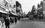Croydon, North End c.1950