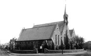 Croydon, St Andrew's Church 1891