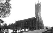 Croydon, St James's Church 1890