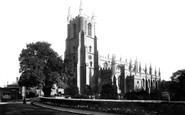 Croydon, St John's Church 1890