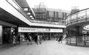 Croydon, the New Shopping Centre c1970