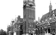 Croydon, The Town Hall 1952