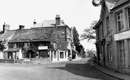 Cuckfield, Broad Street c.1955