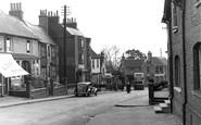 Cuckfield, High Street c.1955