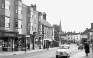 Cuckfield, High Street c.1960
