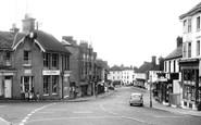 Cuckfield, High Street c.1965