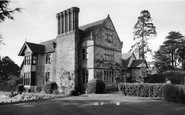 Cuckfield, Ockenden Manor c.1965