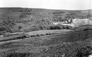 Cwm, the Sports Ground c1960