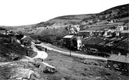 Photo of Cwmtillery, Mine Buildings c1955