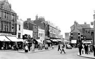 Darlington, Blackwellgate c.1965