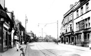 Darlington, Bondgate 1906