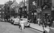 Darlington, Bondgate c.1955