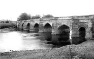 Darlington, Croft Bridge 1892