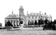 Darlington, Grammar School c.1900