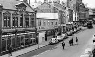Darlington, Museum And Nags Head, Tubwell Row c.1965