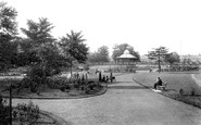 Darlington, North Lodge Park 1903