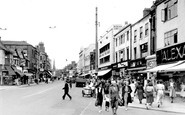 Darlington, Northgate c.1955