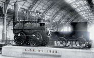 Darlington, S & D Railway, Number One Engine 1892