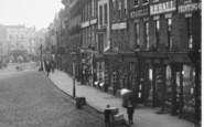 Darlington, Shops In High Row 1893