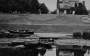 Darlington, South Park Lake 1918