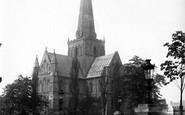Darlington, St Cuthbert's Church 1898