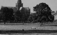 Darlington, St Cuthbert's Church 1906