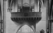 Darlington, St Cuthbert's Church Organ 1896