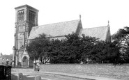 Darlington, St John's Church 1892