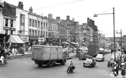 Darlington, Town Centre 1957