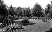Darlington, Tropical Gardens 1911