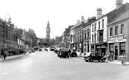 Darlington, Tubwell Row c.1955