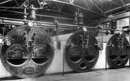 Dartford, Asylum Boiler Room 1903