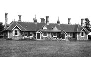 Dartford, City Of London Asylum, Cottage And Hospital 1903