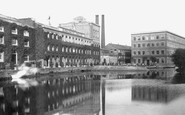 Dartford, The Mill Pond 1902