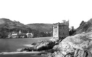 Dartmouth, And Kingswear Castles c.1874