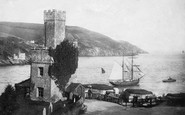Dartmouth, Battery Point 1889