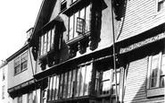 Dartmouth, Butterwalk 1889