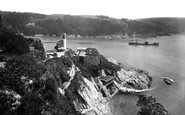 Dartmouth, Castle Cove 1930