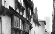 Dartmouth, Foss Street 1889