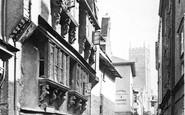 Dartmouth, Foss Street c.1875