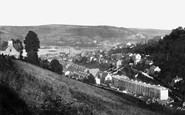 Dartmouth, From Fair View Road c.1874