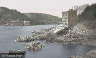 Dartmouth, Kingswear Castle And Dartmouth Castle  c.1875