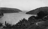 Dartmouth, Mouth Of The Dart c.1871