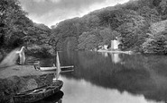 Dartmouth, Old Mill Creek, River Dart 1889