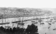 Dartmouth, Regatta 1886