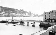 Dartmouth, The Quay c.1875