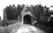 Deal, Castle Entrance 1924