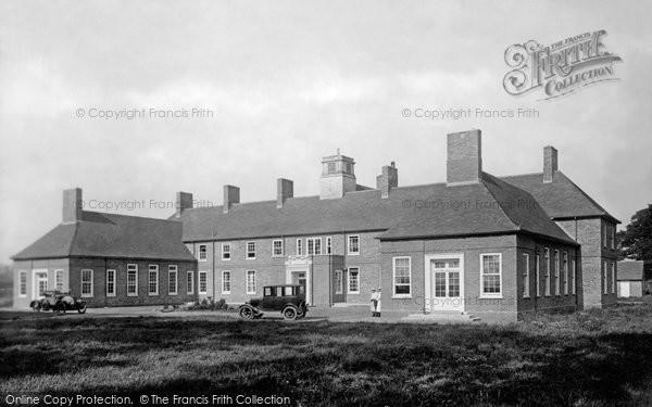 Deal, Deal War Memorial Hospital 1924